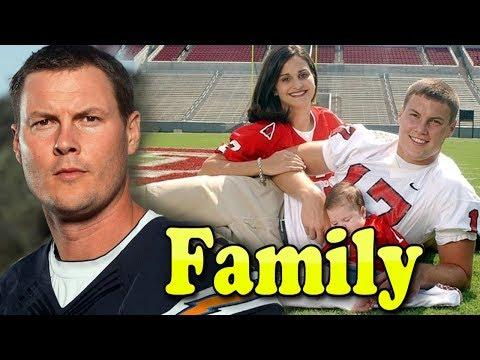 Philip Rivers Family Photos With Daughter,Son and Wife Tiffany Rivers 2019