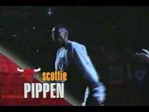 Chicago Bulls Introduction – 1997 NBA Finals Game 6