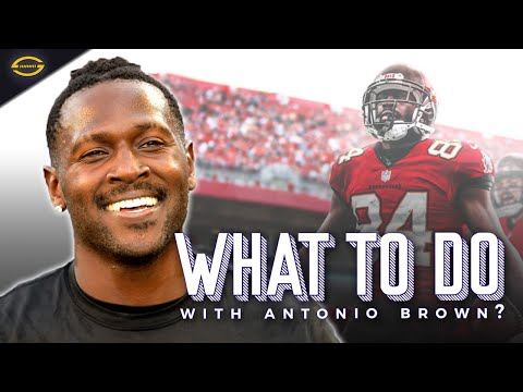 What Should you do with Antonio Brown | Fantasy Football 2020