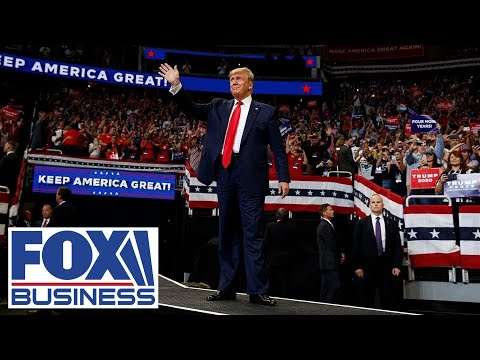 Trump hosts a MAGA Victory Rally in Kenosha, Wisconsin