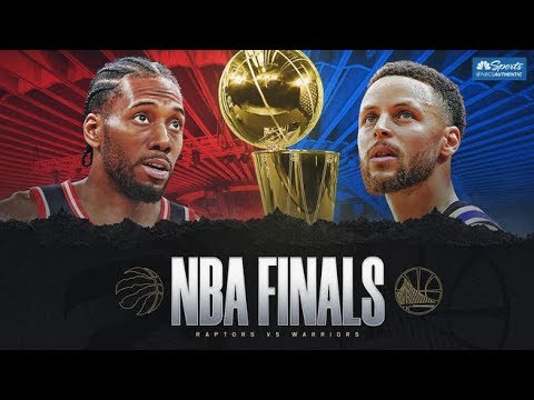 Live Playoffs Raptors vs Warriors w/ Ahouse Reacts! Who will take game 1?