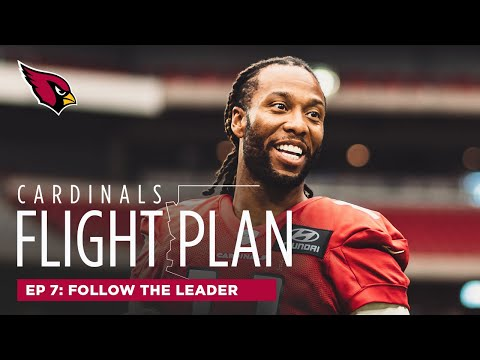 Cardinals Flight Plan 2019: Larry Fitzgerald Shows How to Be a Pro (Ep. 7)