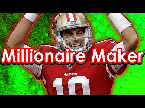 DraftKings NFL Playoffs Divisional Millionaire Maker Lineup + DFS Picks
