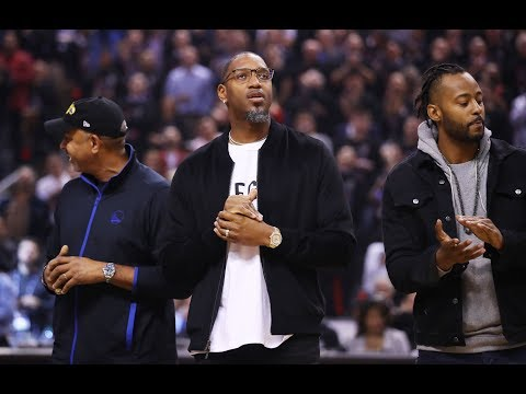 Toronto Shows Love To Ex-Raptor Stars