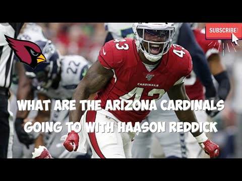 What are the Arizona Cardinals going to do with Haason Reddick??