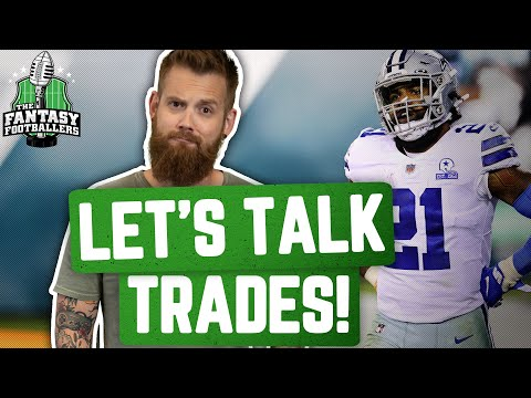 Fantasy Football 2020 – Let's Talk Trades + Week 9 Buy or Sell, TON of Info – Ep. #977