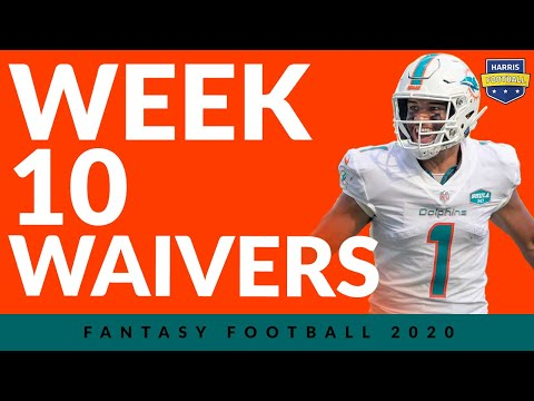 Week 10 Waivers   Fantasy Football Pickups You Could Start This Week