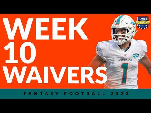 Week 10 Waivers   Fantasy Football Pickups You Could Start This Week
