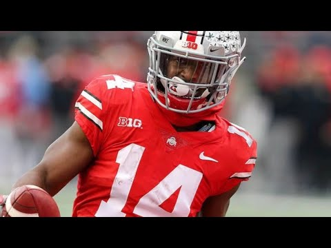 The most slept on WR in the Big 10 😴 K.J. Hill Ohio State Highlights