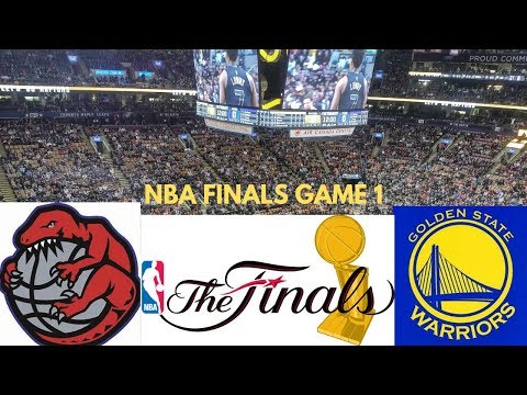 Golden State Warriors Vs. Toronto Raptors NBA Finals Live Stream Play By Play & Reaction Game 1
