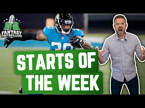 Fantasy Football 2020 – Starts of the Week + Week 5 Breakdown, BOGO – Ep. #958