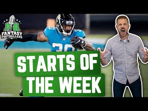 Fantasy Football 2020 – Starts of the Week + Week 5 Breakdown, BOGO – Ep. #958