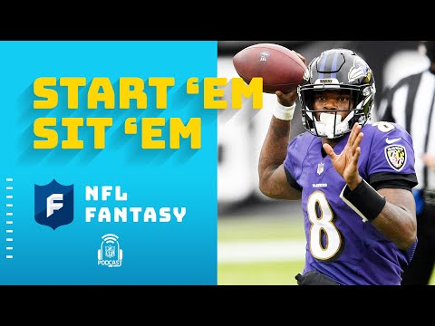 Week 9 Starts & Sits at EVERY Position | NFL Fantasy Football Show