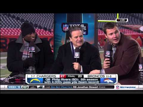 "Philip Rivers Rocks The ""Rattlesnake Skin"" Boots and ""Bolo-Tie"" Post-Game Interview"