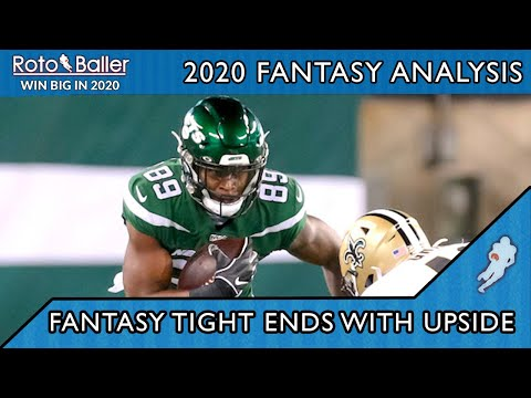 Tight End Sleepers and Draft Values for Fantasy Football
