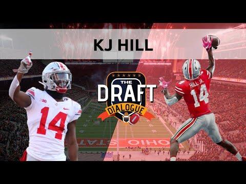 KJ Hill  – NFL Draft Profile