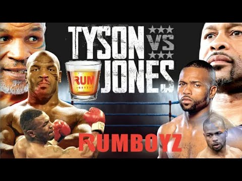 Mike Tyson vs Roy Jones Jr. Main Event!🥊