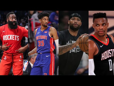 Breaking Down The New Look Houston Rockets Team! Harden, Westbrook Staying Put?