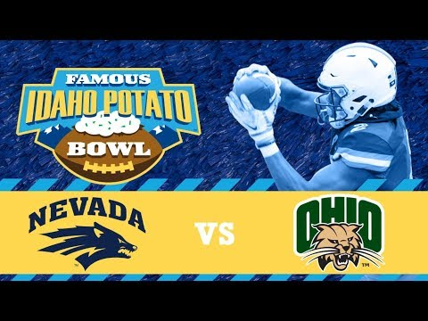 Famous Idaho Potato Bowl Nevada Wolfpack vs. Ohio Bobcats Simulation