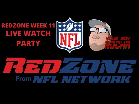 NFL Redzone Channel Live Watch Party