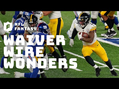 Week 2 Waiver Wire Wonders! | NFL Fantasy Live