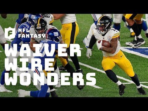 Week 2 Waiver Wire Wonders! | NFL Fantasy Live