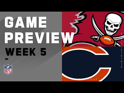 Tampa Bay Buccaneers vs. Chicago Bears | NFL Week 5 Game Preview