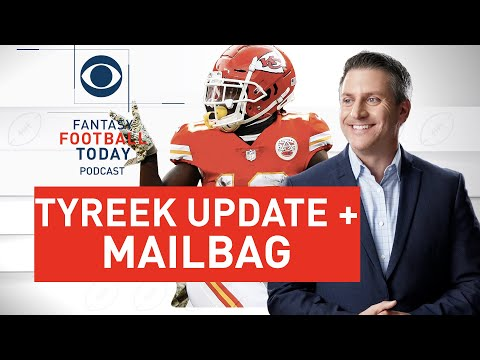 Tyreek Hill INJURY UPDATE + KEEPER Advice and MAILBAG | 2020 Fantasy Football