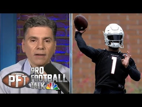 How Arizona Cardinals are changing offense for Kyler Murray | Pro Football Talk | NBC Sports