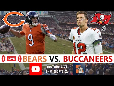 Bears vs. Bucs Live Streaming Scoreboard, Play-By-Play, Highlights, Stats & Updates | NFL Week 5 TNF