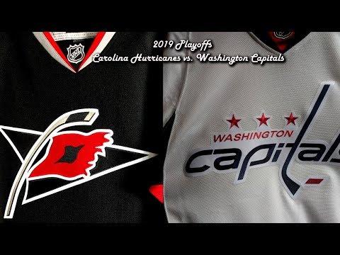 2019 Playoff Preview – Washington Capitals vs Carolina Hurricanes