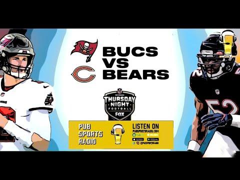 Tampa Bay Buccaneers vs Chicago Bears | NFL Thursday Night Football | Thursday Oct 8, 2020