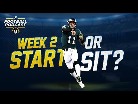 Week 2 Start or Sit? + Matchups to Avoid (2020 Fantasy Football)