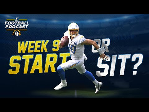 Week 9 Start or Sit? + Matchups to Exploit and Avoid (2020 Fantasy Football)