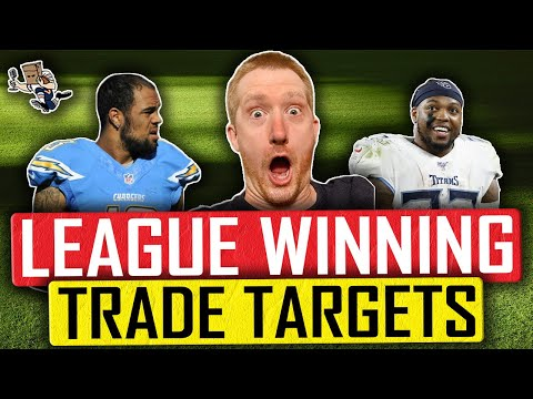 League Winning Trade Targets – Ep. #45 (Fantasy Football 2020)