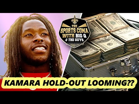 KAMARA'S IMPENDING HOLD-OUT??