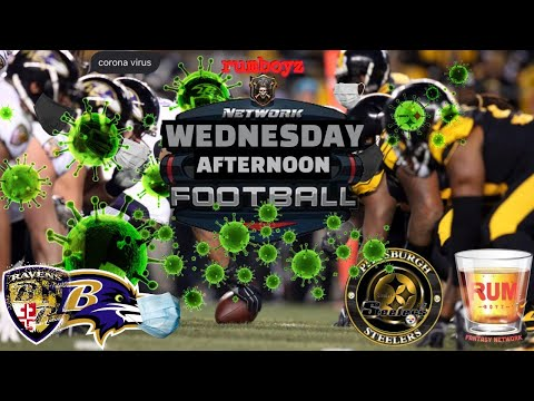 Baltimore Ravens vs Pittsburgh Steelers Wednesday Afternoon Football week 12