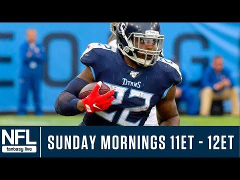 NFL Week 11 Picks & Fantasy Advice LIVE: Start 'Em & Sit 'Em, Value Plays & More!