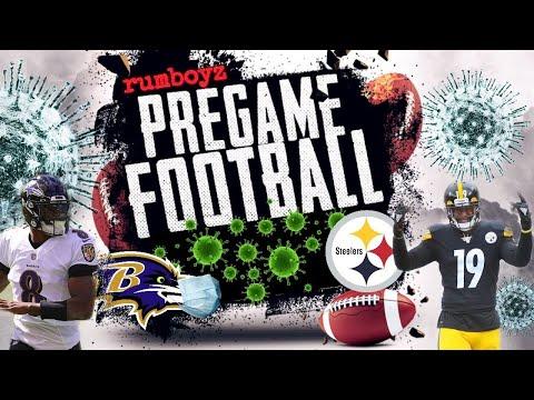 Rumboyz NFL pregame LIVE!