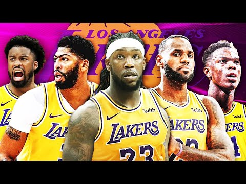 Los Angeles Lakers COMPLETE ROSTER After Montrezl Harrell Signing In 2020 Free Agency! PERFECT TEAM!