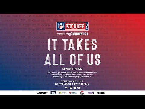 2020 NFL Season Kickoff Concert!
