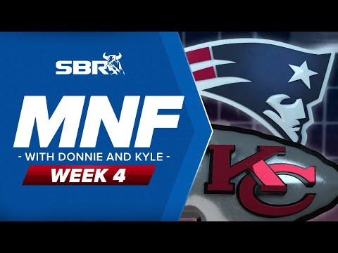 Patriots vs. Chiefs | NFL LIVE Monday Night Football | In-Game Predictions