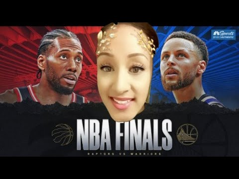 Golden State Warriors Vs Toronto Raptors FINALS Game 1 LIVE Reaction May 30th 2019