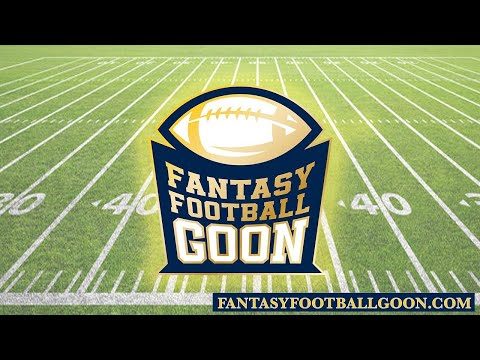 Fantasy Football Goon – Week 12 Inactives, Starts & Sits!