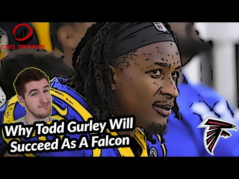 Why Todd Gurley Will Succeed As A Falcon