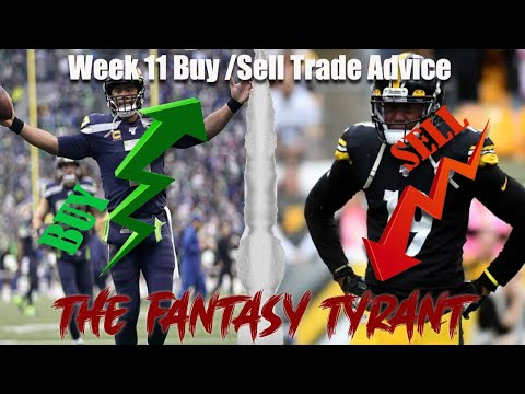 The Fantasy TyRant Week 11 Buy and Sell