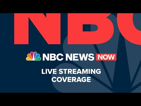 Live: NBC News NOW – December 1