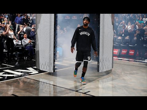 Kyrie Irving, Kevin Durant Introduced as Brooklyn Nets | Full Player Intros