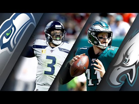 NFL Live | Monday Night Football Seattle Seahawks vs Philadelphia Eagles | Live Stream