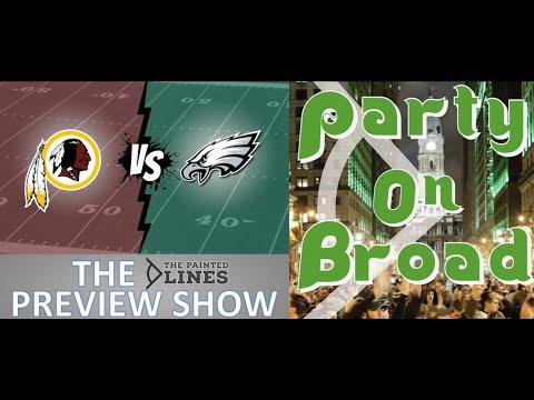 Philadelphia Eagles vs Washington Football Team Week One Preview